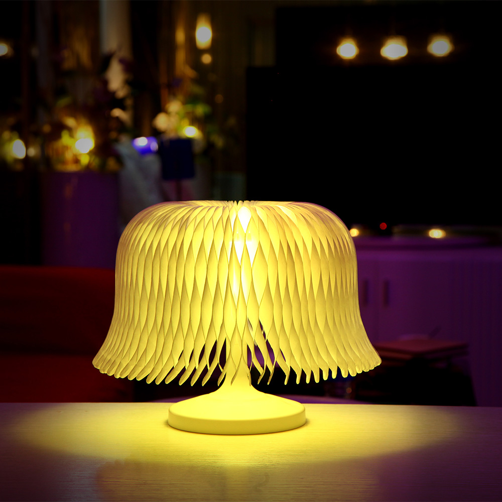 bb722652fe63 Creative Colorful Mini USB LED Night Light Changeable Bedside Lamp Festival  Gift