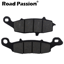 Road Passion Motorcycle Front Brake Pads For KAWASAKI VN 900 (06-14)  VN1500 Vulcan Classic (96-08) Drifter (99-05)