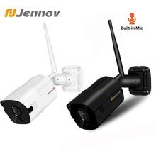 WiFi камера Wi-Fi 1080 P 2MP наружная CCTV onvif-видео домашняя охранная камера ip Aduio запись Встроенный слот для sd-карты HD