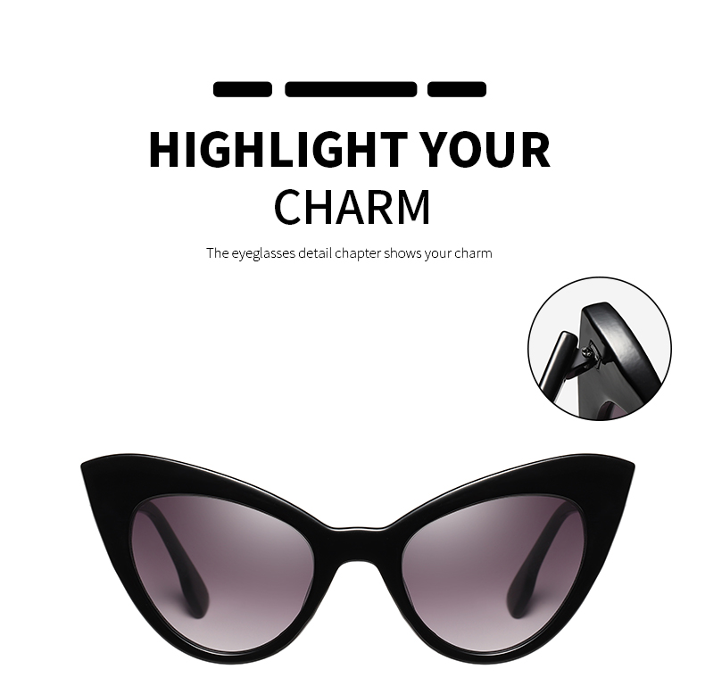 LongKeeper Retro Small Cat Eye Sunglasses Women Cute Sexy Sun Glasses For Female Triangle Eyewear Oculos De Sol Feminino in Women 39 s Sunglasses from Apparel Accessories