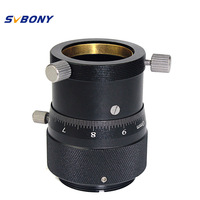 0 1mm Focuser High Precision Double Helical Focuser For Guider Scope Finder Scope Interface Astronomy Telescope