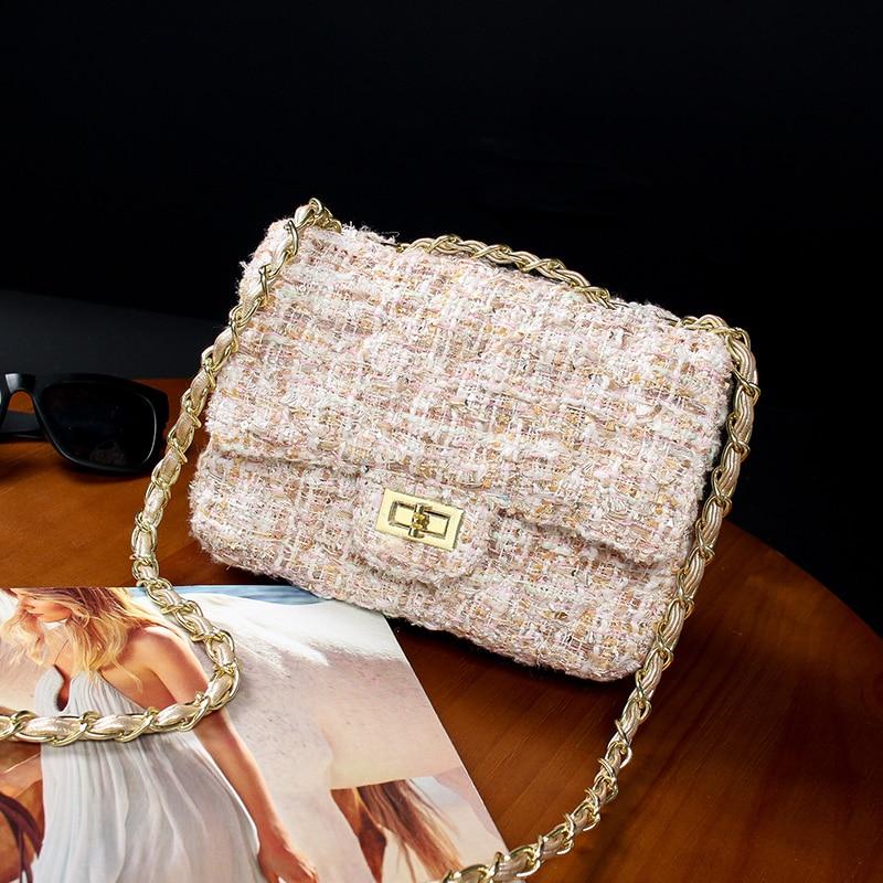 Los mini bolsos de las mujeres 2015 Nuevos bolsos de La Manera mensajero de las