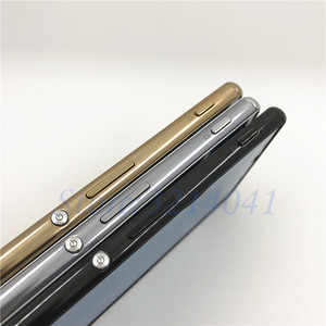Image 5 - Original Middle Mid Plate Frame Bezel Housing Cover For Sony Xperia M5 E5603 E5606 E5653 M5 Dual Middle Frame Board Replacemenrt