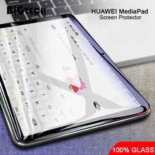 For Huawei MediaPad M3 M5 Lite T5 10.1 8.0 or T3 10 9.6 M5 Pro 10.8 Tablet Cover Screen Safety Protective Glass High Quality(China)