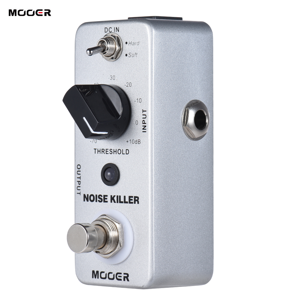buy mooer noise killer guitar effect pedal mini noise reduction guitar pedal 2. Black Bedroom Furniture Sets. Home Design Ideas