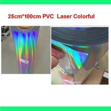 См Бесплатная доставка 1 лист 10 «x 40» см/25 см x 100 см Лазерная цветная ПВХ теплопередача виниловая термопресс футболка железо на HTV печать распродажа!