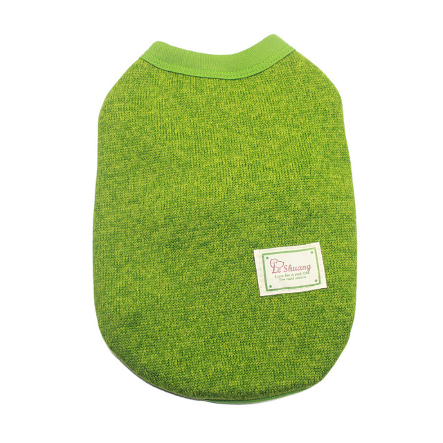 Pet Dog Clothes for Dogs Sweater Dog Coats Jackets Pet Clothes for Chihuahua York Cat Hoodies Sweatshirt roupa para cachorro 40