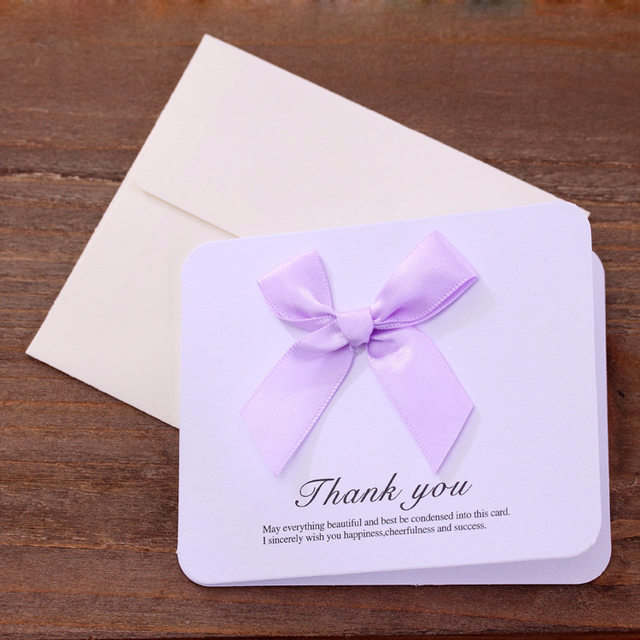 Online shop doreenbeads 5pcs bow tie gift cards with envelopes mini doreenbeads 5pcs bow tie gift cards with envelopes mini greeting card thank you invitation card birthday new year message card stopboris Images