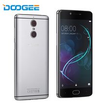 DOOGEE Shoot 1 MTK6737 Quad Core  16G ROM 2G RAM Fingerprint Mobile Phones 5.5″ FHD Android 6.0 Celllphone 13MP Camera