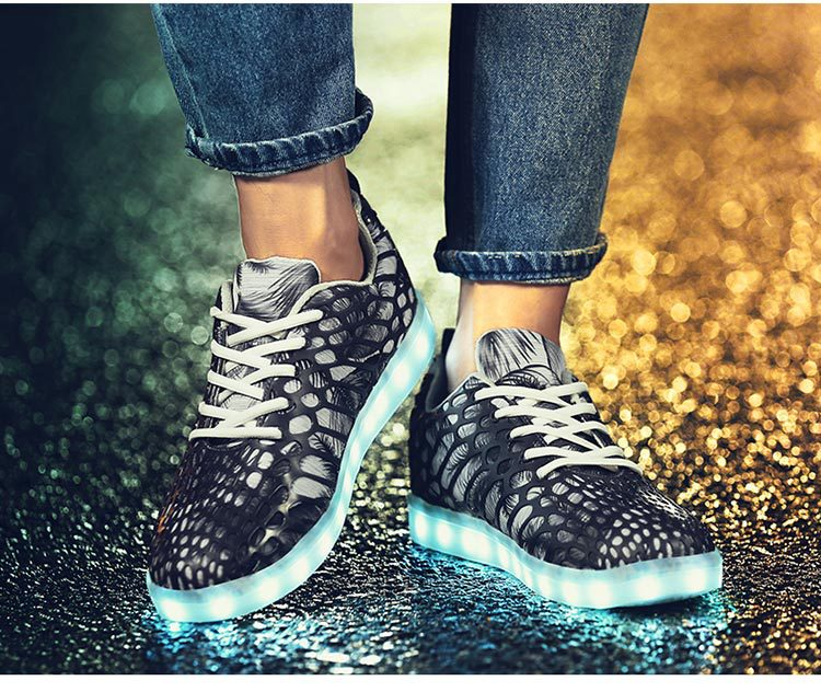 Led Sneakers Mistery 21
