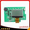 Para benz truck car ferramenta SD Conectar C4 lcd com Placa apoio MB ferramenta de diagnóstico Estrela C4 SD Ligação Compact4 LCD pcb placa