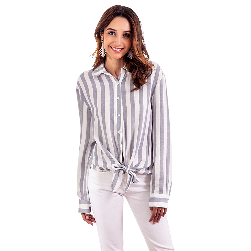 Womens Tops And Blouses Spring Summer 2019 Plus Size Tunic -2259