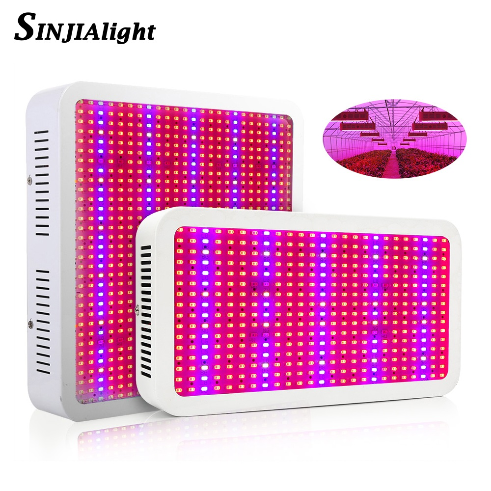 Full Spectrum 400W 800W LED Grow Light LED Plant Lamp for Plants Hydroponics greenhouse flowers seeds vegetables grow tent 2016 new led grow panel 165w led grow light 1131red 234blue led plant lamp for flowers grow box tent greenhouse grows lighting