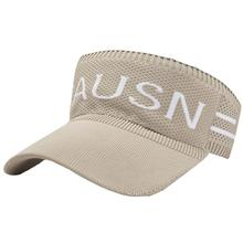 Уличная Кепка-козырек, шляпа унисекс, летние походные бейсболки, пустой козырек, шапка, теннис Гольф, солнцезащитный козырек, эластичная