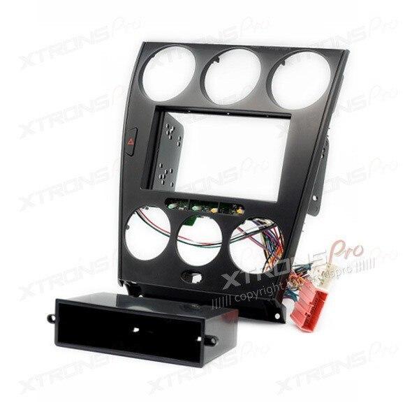 Автомобильный монитор Xtrons Radio Facia для MAZDA 6 Atenza Stereo Dash комплект Монтажная отделка Установка лицевая, приборная панель объемная DVD панель рамка