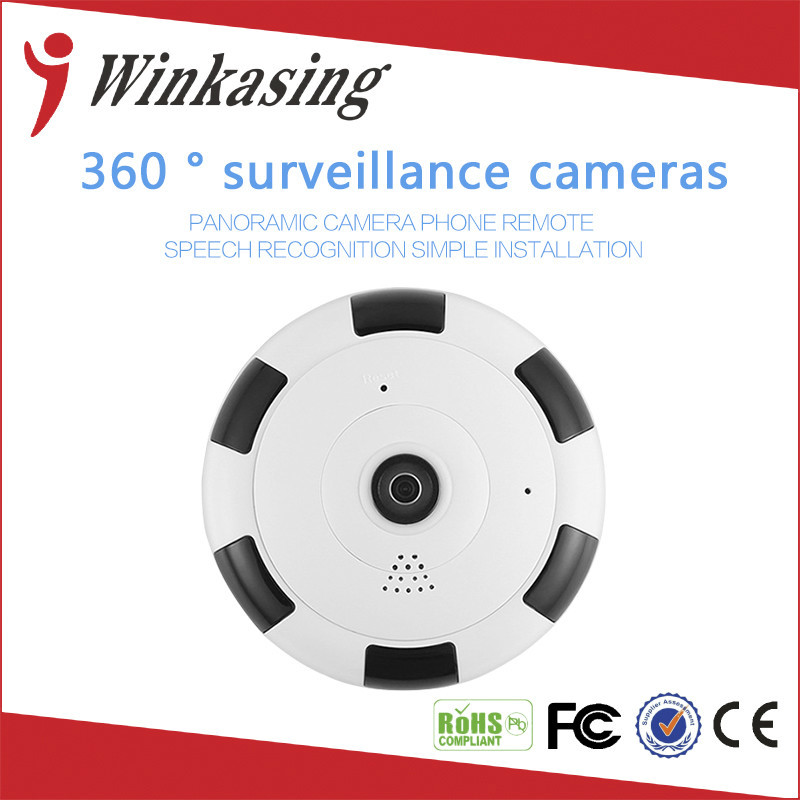 1080P Wireless IP Camera FishEye Smart Home CCTV 3D 360 degree VR Camera 2MP Home Security WiFi Camera Panoramic 2mp 3mp 1080p wireless wifi ip camera 360 degree vr panoramic camera