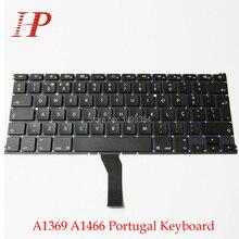 """Original Neue A1369 A1466 Portugal Portugiesisch Tastatur Für Apple Macbook Air 13 """"Portugal Tastatur Ersatz"""