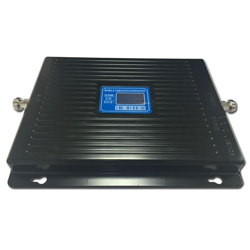 900 1800 2100 MHZ amplificateur de Signal GSM LTE UMTS 2G 3G 4G Tri bande amplificateur de Signal de téléphone portable répéteur de signal Mobile - 3