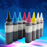 High Quality Refill Dye Ink For Canon Pro9000 Printer BK C M Y PC PM G