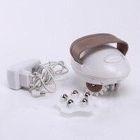 Hoting Vendendo MODOAO Eletrônico MINI 3D Roda Rosto Pescoço Braço Slimming Rolo Massageador Queima de Gordura Máquina de Perda de Peso