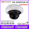 Hik English Version Mini PT IP Camera Indoor DS 2CD2F52F IS 5 Megapixel IP Camera POE