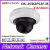 Hik English Version Mini PT IP Camera Indoor DS 2CD2F52F IS 5 Megapixel IP Camera POE