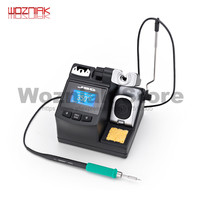 WOZNIAK JBC best sell CD 2SHE integrative soldering station machine use with T210 A Handle Precision Soldering Station 230v