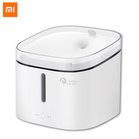 Original Xiaomi Mijia Kitten Puppy Pet Water Dispenser For Dog And Cat Clear Water White Color Small Pet Water Dispenser