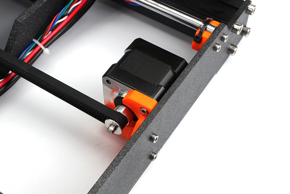 Prusa i3 MK2/MK2S/MK3 Stepper Motor 320m Z-Motor With Trapezoidal Lead Screw