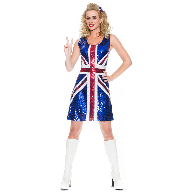 Popular Sequin Union Jack-Buy Cheap Sequin Union Jack lots from ...
