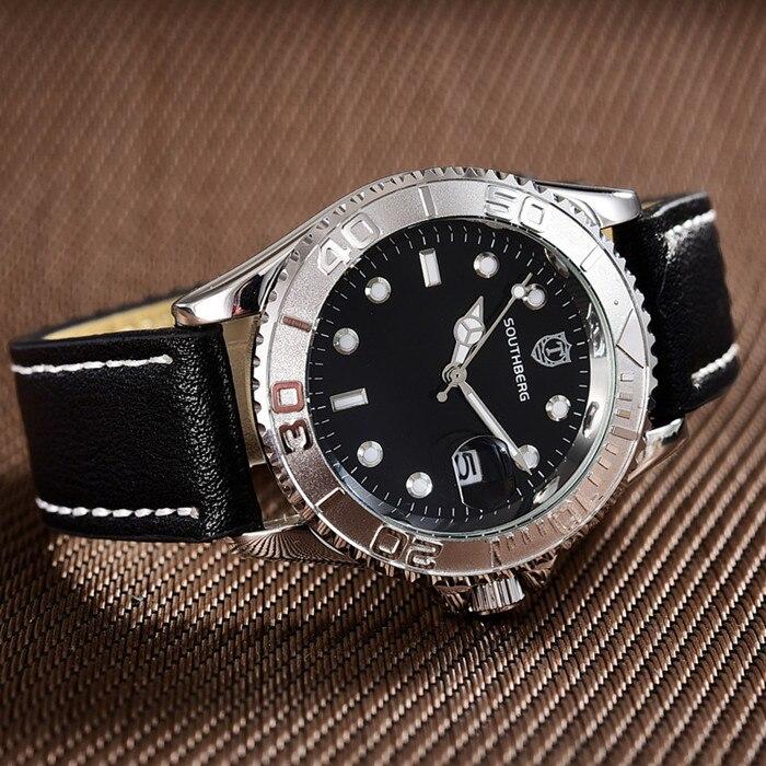 Homens Relógios Top Marca de Luxo Relogio