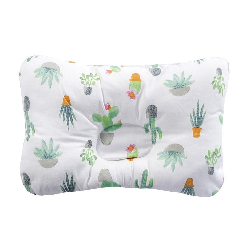 [Simfamily] новая Брендовая детская подушка для новорожденных, поддержка сна, вогнутая подушка, подушка для малышей, подушка для детей с плоской головкой, детская подушка - Цвет: NO9