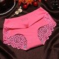 Venta caliente! las mujeres de señora sexy lace panties briefs seamless underwear thong calidad panties s/m/l/xl