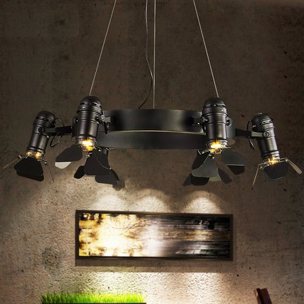 Amercian Retro Loft Style LED Pendant Light Fixtures Modern Hanging Lamp Indoor Lighting For Dining Room Home Iron DropLight american edison loft style rope retro pendant light fixtures for dining room iron hanging lamp vintage industrial lighting