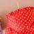 NOVO Bebê roupas de Inverno meninas moda dot casaco Grosso Casaco Quente + Calças Outerwear Quente Jaqueta de algodão crianças meninas Roupas define 1-3