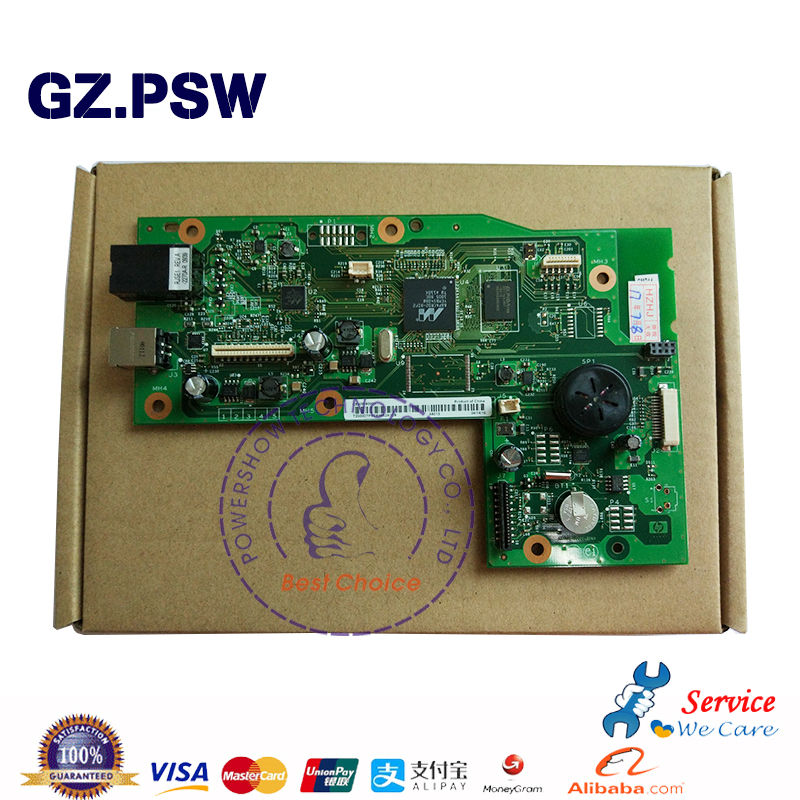 Original New Formatter Board Mainboard Logic Board CE408 60001 For HP M1217 M1218nfs M1218 M1217nfw 1218