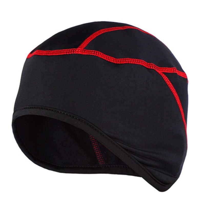 Men s Women s Spring Autumn Winter Thermal Windproof Cycling Cap Outdoor  Sport Running Headwear Sportswear Hat - 59208831bf4