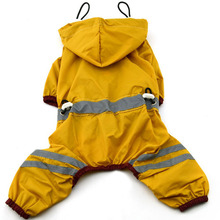 Dog Cool Raincoat