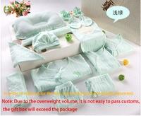 Newborn cotton baby underwear multi piece gift gift box newborn full moon baby gift box set gift