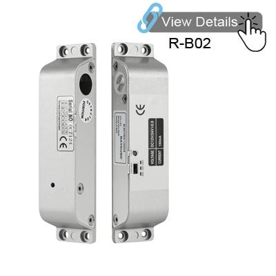 HTB11B.AcRbM8KJjSZFFq6yynpXaZ RAYKUBE RFID Access Control System Kit Set With Electronic Lock Password Keypad & RFID Reader DIY Kit For Door Security