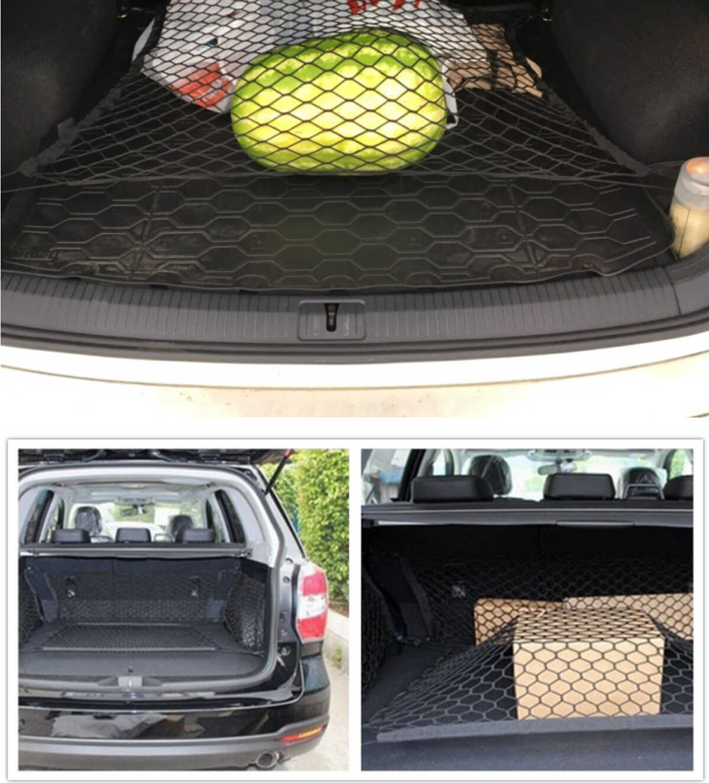 Автомобильный ботинок струнная сумка сетка для Kia Sportage QL KX5 Mazda CX 4 5 hyundai Tucson Audi Q2 Q3