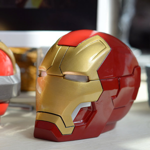 Iron Man Ashtray Assembly Model Transfor