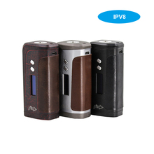 Original Pioneer4you IPV8 230W TC Mod Dual 18650 Battery YiHi SX330-f8 Chip IPV 8 Box Mod Electronic Cigarette Vape