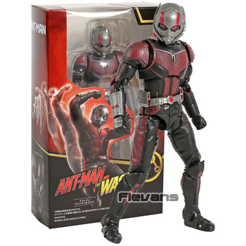 SHF SHFiguarts Ant-Man and the Wasp PVC Action Figure Collectible Model Toy predator concrete jungle figure