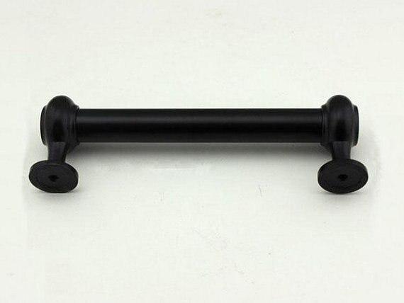 Keuken Handgrepen 128mm : Dressoir kast pull handvat keuken kastdeur handgreep mm zwart