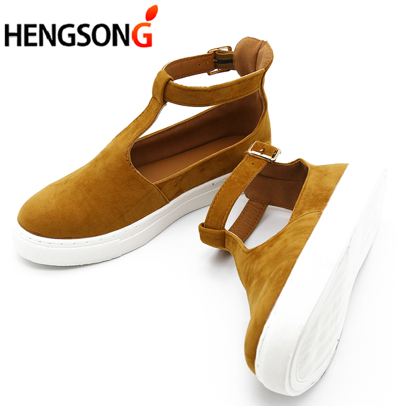 HTB11B0fXUvrK1RjSspcq6zzSXXa4 New  Summer Women Sandals Fashion Women Closed Toe Flat Shoes Woman Female Footwear Breathable Sandalias Plus Size