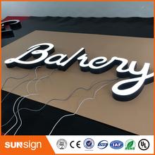 Diody LED z żywicy epoksydowej tanie tanio shsuosai rasin letter sign 0006