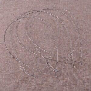 Nova tensão do fio de 5 pces take-up primavera 404755001 apto para a máquina de tricô do irmão kh588 kh710 kh860 kh871 kh881 kh890-kh970 kh260