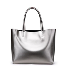 c7b68d9a0c745 Buy metallic tote bag and get free shipping on AliExpress.com