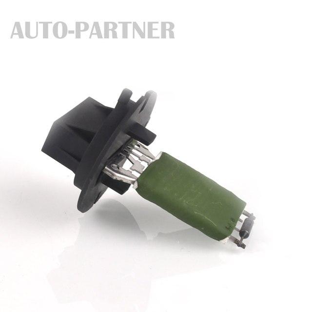 6450JP calentador de resistencia del Motor del soplador para Peugeot 206 cc 307 sw para Citroen C3 picasso 6450.JP